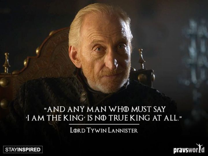 Game of Thrones Lord Tywin Lannister